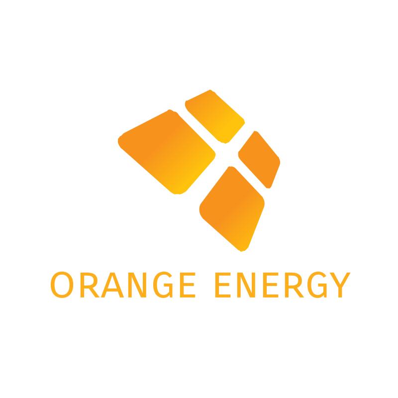 Orange Energy Logo Design