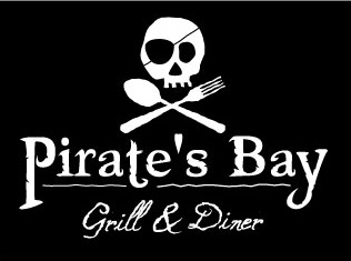 Pirate's Bay Logo Design by Diana's designs