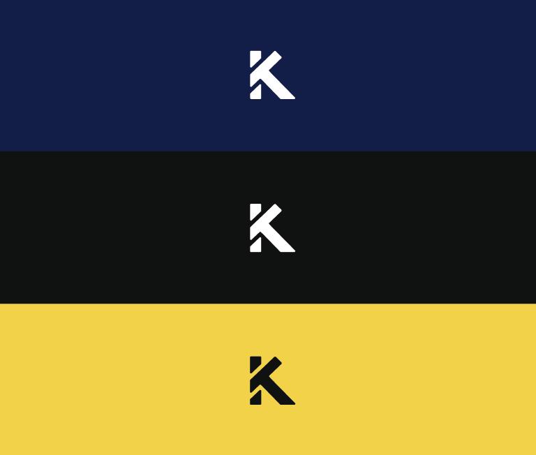 K House Music Producer / DJ Logo Design