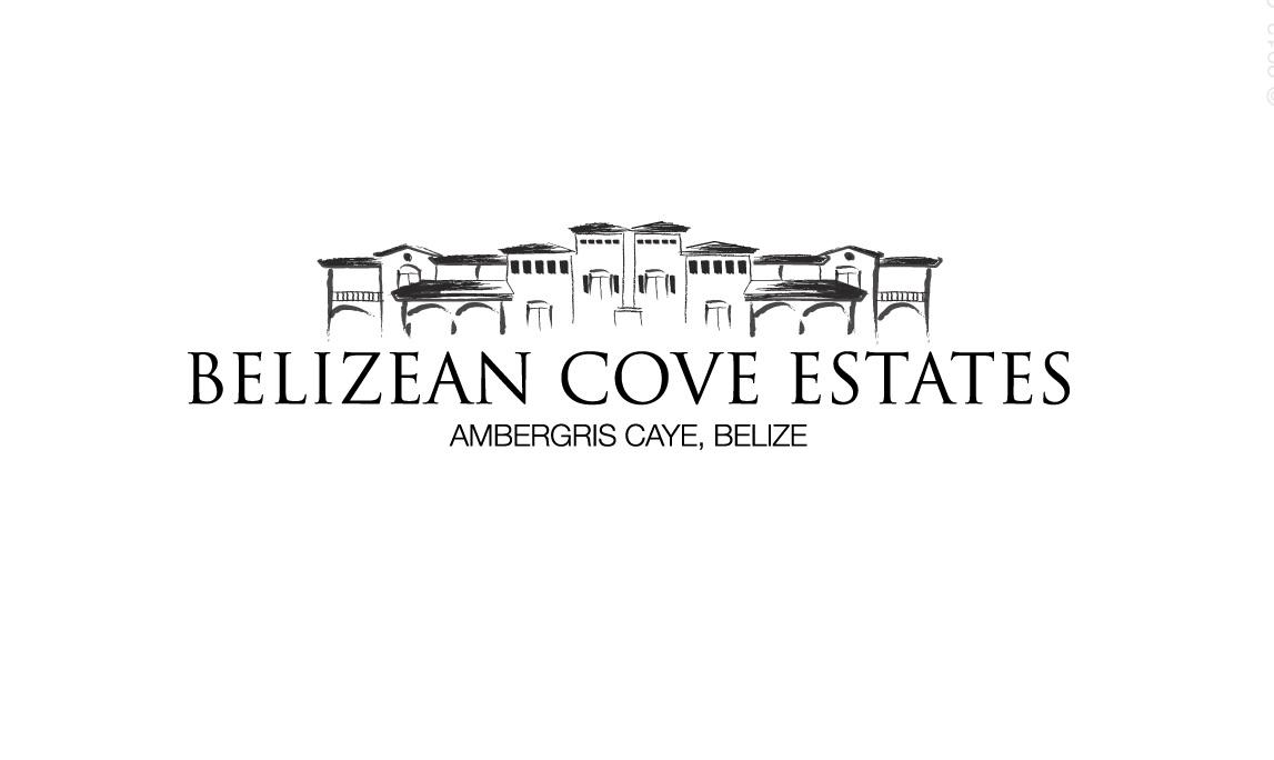 Logo Design by conrad design for Belizean Cove Estates