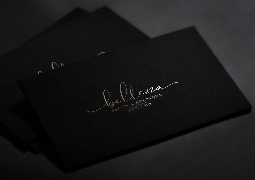 Hair and Beauty Logo Design by Patoxex