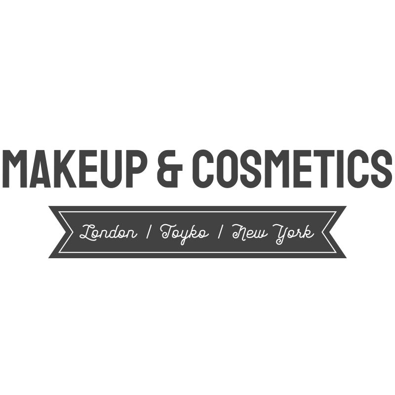 International Makeup & Cosmetics Brand Logo Design