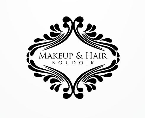Make Up and Hair Boudoir Logo Design