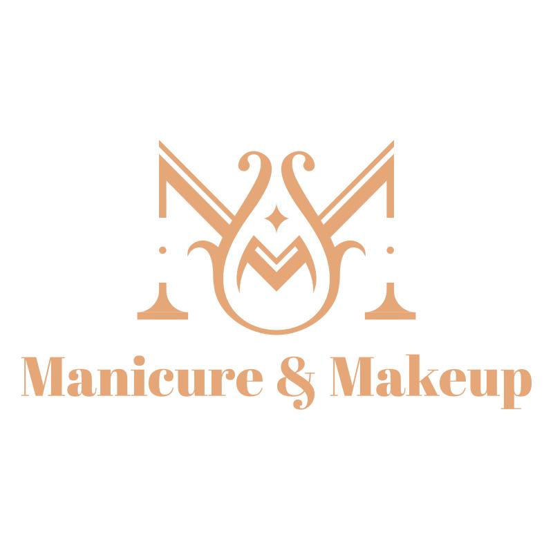 Manicure & Makeup Logo Design